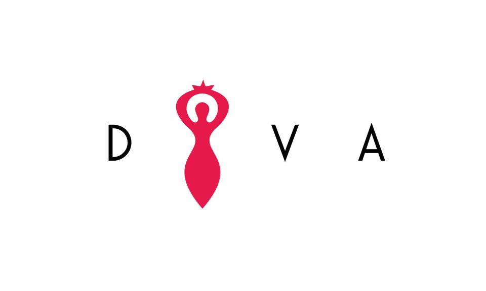 Vizuálny štýl Diva parfuméria