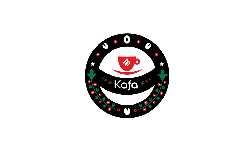 Tvorba loga Káva