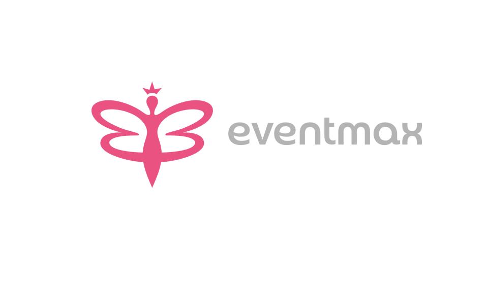 Logo dizajn modelingová agentúra Eventmax